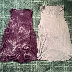 AE Soft & Sexy Scoop Neck Fav Tank Bundle